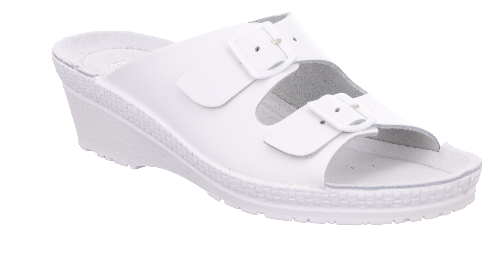 Rohde 1463-00 White supersoft leather