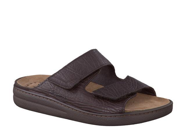 Mephisto James - Brown supersoft padded leather