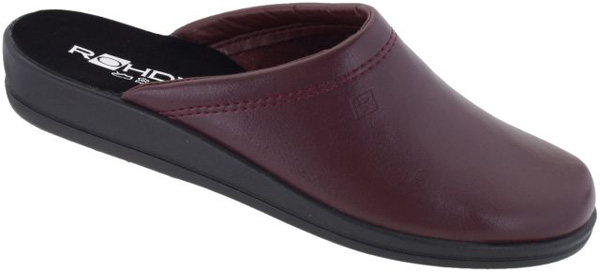 Rohde 1550-48 Wine Red Leather