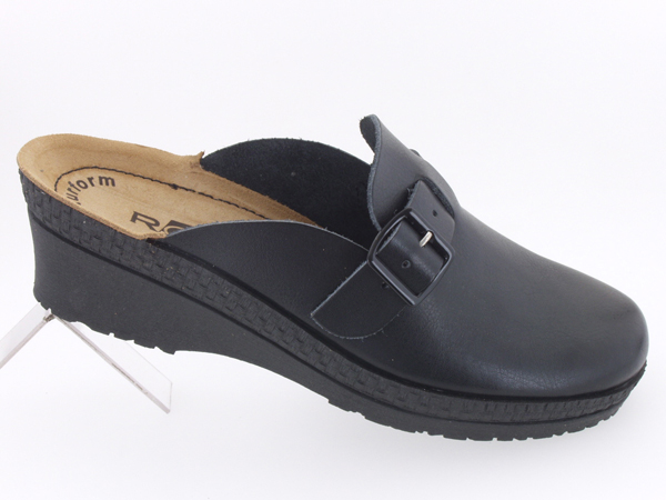Rohde 1473-90 Black Leather
