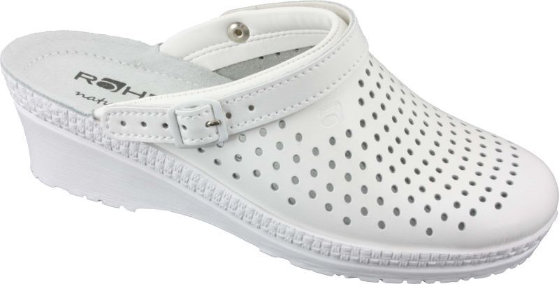 Rohde 1474-00 White leather