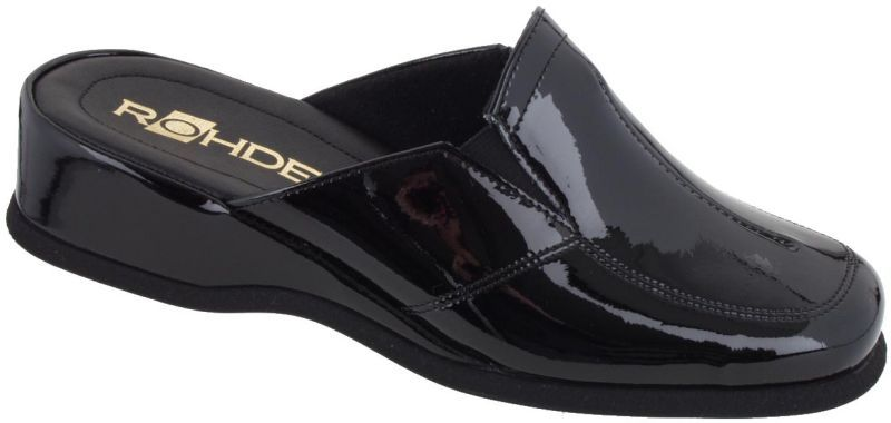Rohde 6142-91 Black Patent leather*