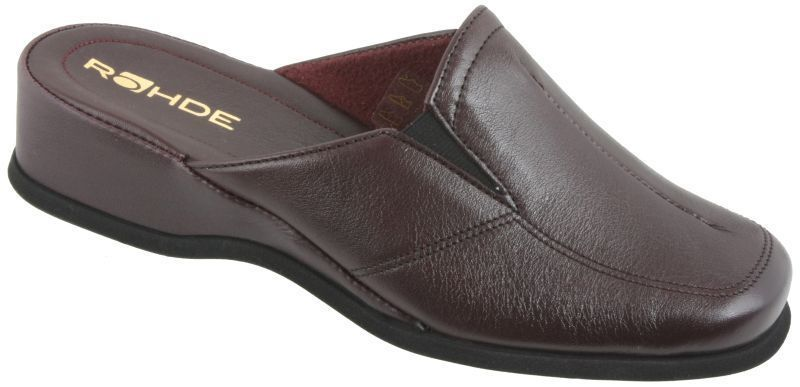 Rohde 6142-48 Wine Red Leather*