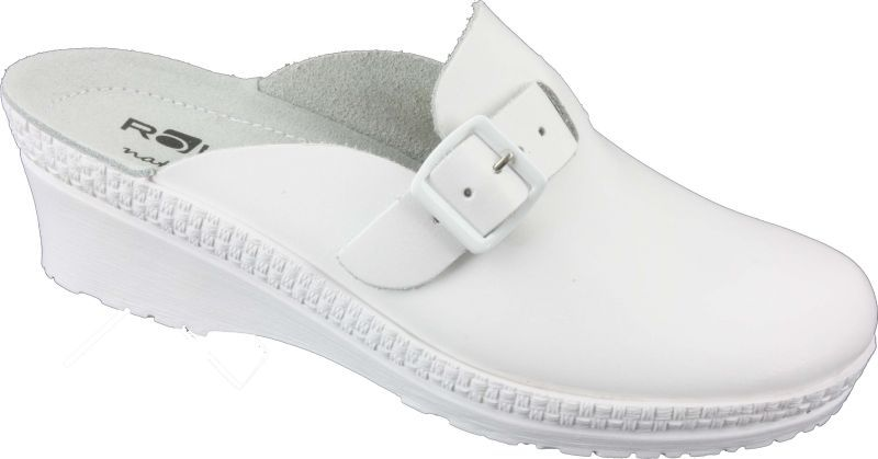 Rohde 1473-00 White Leather