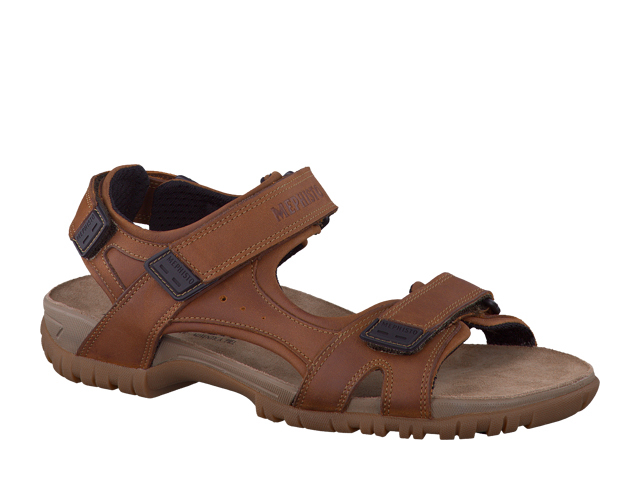 Mephisto Brice - Chestnut grizzly leather