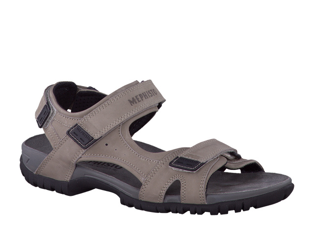 Mephisto Brice - Pewter Grey supersoft leather
