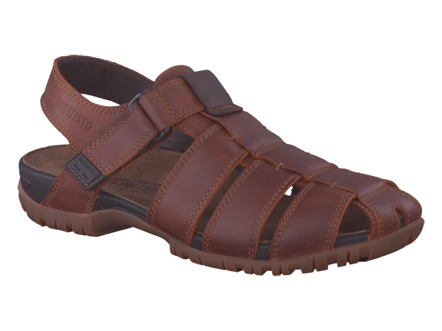 Mephisto Basile - Chestnut grizzly Leather