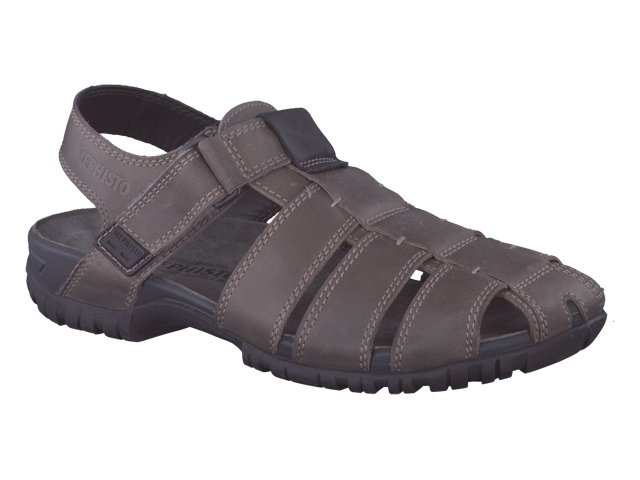 Mephisto Basile - Pewter grizzly Leather