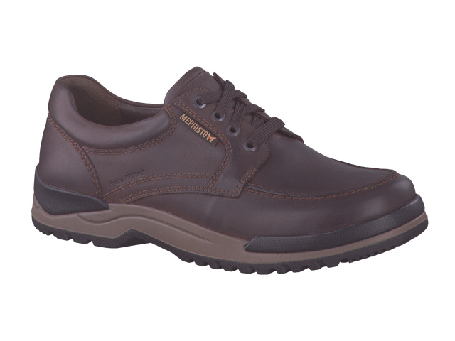 Mephisto Charles - Brown leather