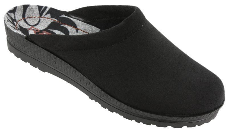 Rohde 2291-90 Black washable microvelour