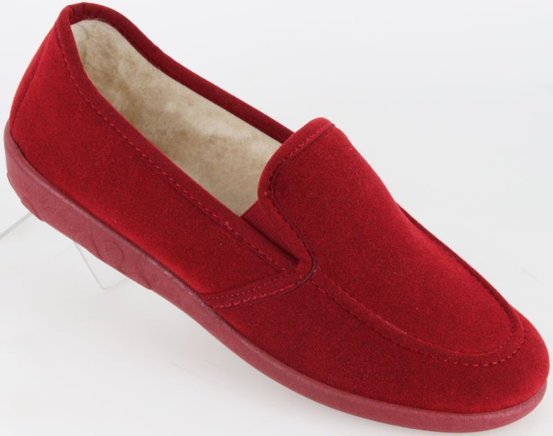 Rohde 2224-43 Cherry washable microvelour