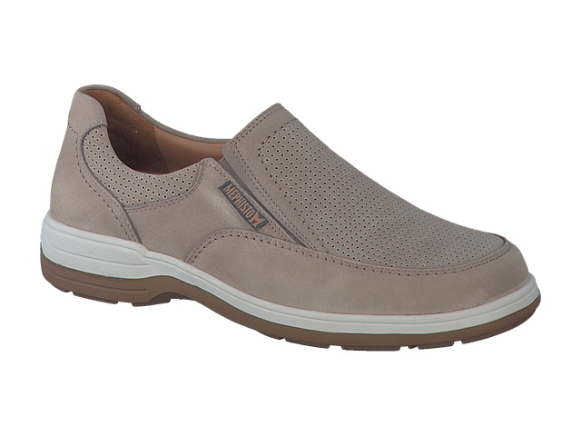 SALE Mephisto Davy Perforated - Sand Velsport leather