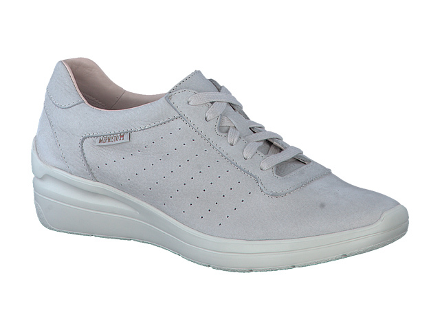 SALE Mephisto Chris Perf - Cloud white bucklux leather