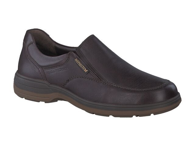 Mephisto Davy - Brown smooth leather