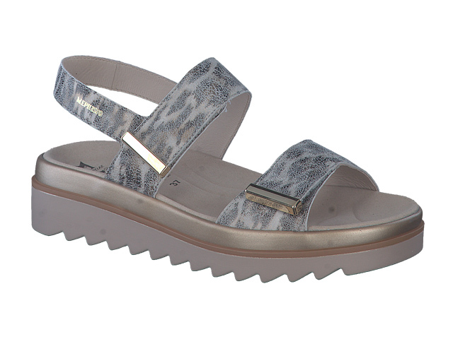 Mephisto Dominica - Grey supersoft leather