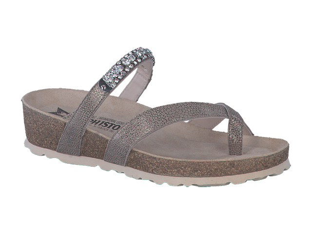 Mephisto Solaine - Taupe supersoft Leather