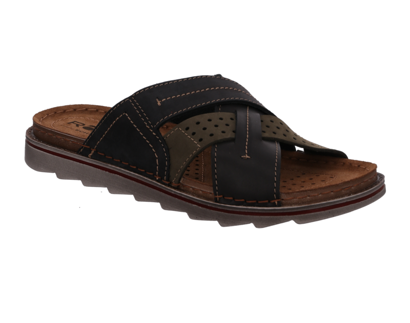 Rohde 5963-90 Black supersoft leather