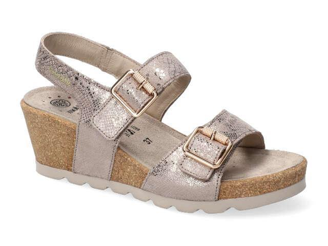 Mephisto Alyce - Taupe Boa supersoft leather