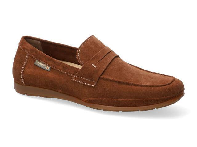 Mephisto Alexis - Brown washable velour leather