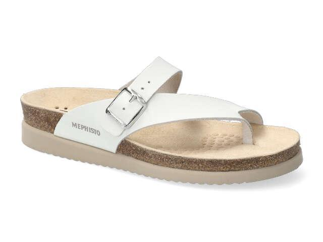 Mephisto Helen - White supersoft leather