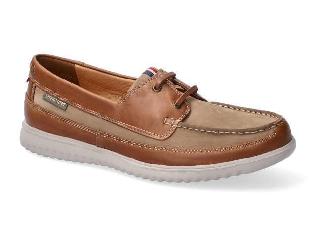 Mephisto Trevis - Taupe washable leather