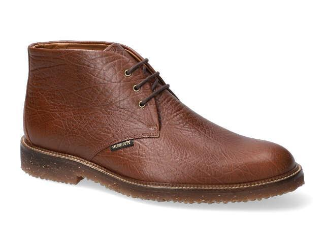 Mephisto Polo - Desert Brown softgrain high quality Leather
