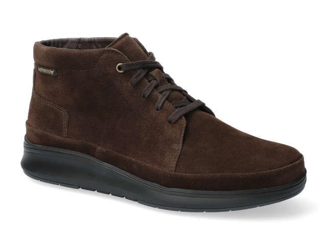 Mephisto Jeffrey - Brown velsport high quality Leather