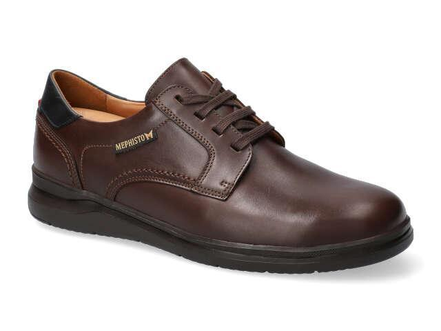 Mephisto Almeric -  Brown supersoft calf leather